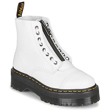 Boty Ženy Kotníkové boty Dr Martens SINCLAIR Bílá