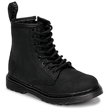 Boty Děti Kotníkové boty Dr Martens 1460 SERENA MONO J Černá