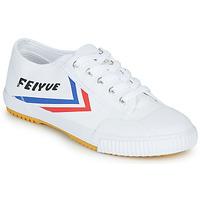 Boty Nízké tenisky Feiyue FE LO 1920 Bílá / Modrá / Červená