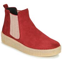Boty Ženy Kotníkové boty Gabor 5373118 Červená