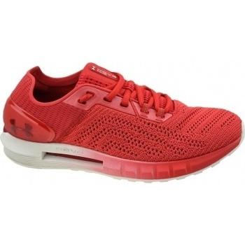 Boty Muži Multifunkční sportovní obuv Under Armour Hovr Sonic 2 červená