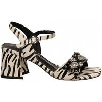Boty Ženy Sandály Luciano Barachini WIPS zebra