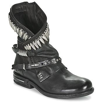 Boty Ženy Kotníkové boty Airstep / A.S.98 TIAL FOGLIE Černá