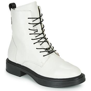 Boty Ženy Kotníkové boty Mjus MORGANA Bílá