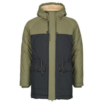 Textil Muži Parky Oxbow M2JONKA Zelená / Černá