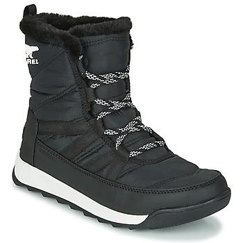 Boty Ženy Kotníkové boty Sorel WHITNEY II SHORT LACE Černá