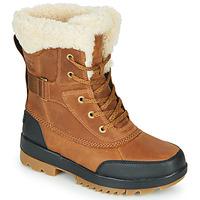 Boty Ženy Zimní boty Sorel TORINO II PARC BOOT Hnědá