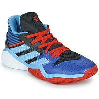 Boty Basketbal adidas Performance HARDEN STEPBACK Modrá / Černá