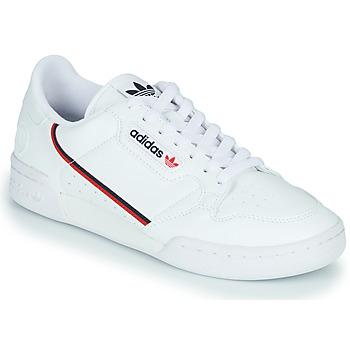 Boty Nízké tenisky adidas Originals CONTINENTAL 80 VEGA Bílá