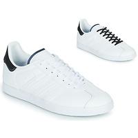 Boty Nízké tenisky adidas Originals GAZELLE Bílá