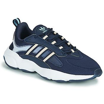Boty Ženy Nízké tenisky adidas Originals HAIWEE W Modrá / Bílá