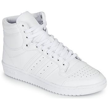Boty Kotníkové tenisky adidas Originals TOP TEN Bílá