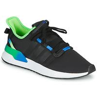 Boty Muži Nízké tenisky adidas Originals U_PATH RUN Černá / Zelená
