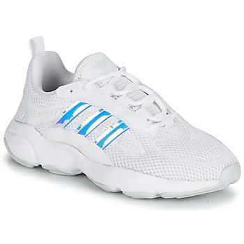 Boty Dívčí Nízké tenisky adidas Originals HAIWEE J Bílá