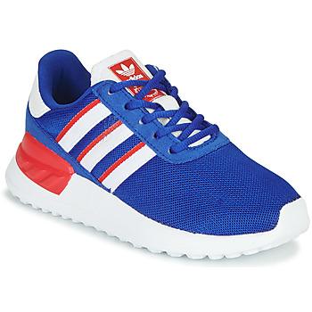 Boty Chlapecké Nízké tenisky adidas Originals LA TRAINER LITE C Modrá