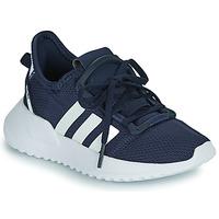 Boty Chlapecké Nízké tenisky adidas Originals U_PATH RUN C Tmavě modrá / Bílá