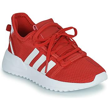 Boty Děti Nízké tenisky adidas Originals U_PATH RUN C Červená