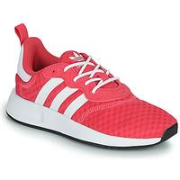 Boty Dívčí Nízké tenisky adidas Originals X_PLR S J Růžová