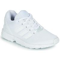 Boty Děti Nízké tenisky adidas Originals ZX FLUX C Bílá