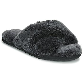 Boty Ženy Papuče EMU MAYBERRY FROST Černá