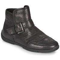 Boty Ženy Kotníkové boty Geox AGLAIA Černá