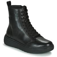 Boty Ženy Kotníkové boty Geox PHAOLAE Černá