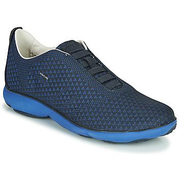 Boty Muži Nízké tenisky Geox U NEBULA E Modrá