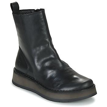 Boty Ženy Kotníkové boty Fly London RENO Černá
