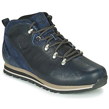 Boty Muži Kotníkové boty Timberland SPLITROCK 3 Modrá