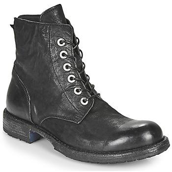 Boty Ženy Kotníkové boty Moma MALE Černá