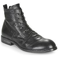 Boty Muži Kotníkové boty Moma PUNTO Černá