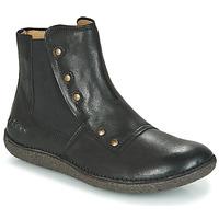Boty Ženy Kotníkové boty Kickers HAPPLI Černá
