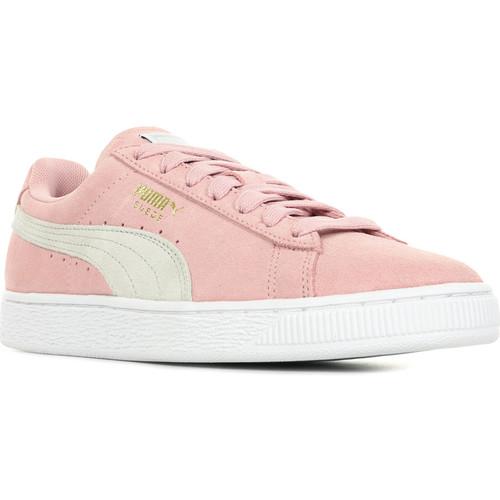 Boty Ženy Nízké tenisky Puma Suede Classic Wn's Růžová