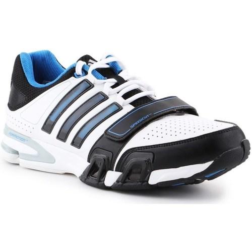 Boty Muži Nízké tenisky adidas Originals CP Otigon II G Bílé, Černé, Modré