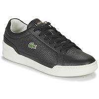 Boty Ženy Nízké tenisky Lacoste CHALLENGE 0120 1 SFA Černá / Bílá