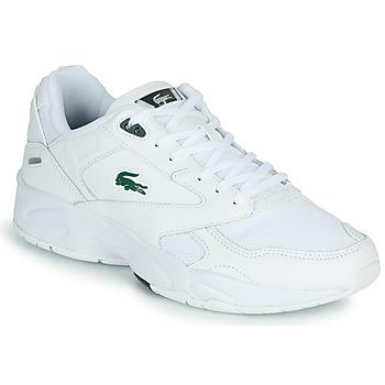 Boty Muži Nízké tenisky Lacoste STORM 96 LO 0120 3 SMA Bílá / Zelená