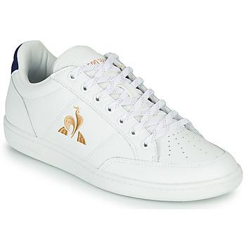 Boty Ženy Nízké tenisky Le Coq Sportif COURT CLAY W Bílá / Modrá