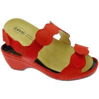 Boty Ženy Sandály Calzaturificio Loren LOE687ro rosso