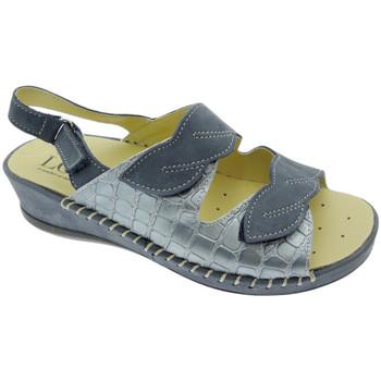Boty Ženy Sandály Calzaturificio Loren LOM2817bl blu