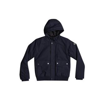 Textil Chlapecké Bundy Quiksilver NEW BROOKS Tmavě modrá