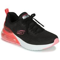 Boty Ženy Nízké tenisky Skechers SKECH-AIR Černá / Růžová