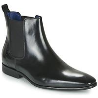 Boty Muži Kotníkové boty Azzaro JAGER Černá