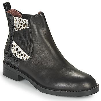 Boty Ženy Kotníkové boty Café Noir JOYE Černá