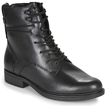 Boty Ženy Kotníkové boty Tamaris SUZAN Černá