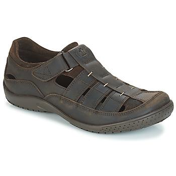 Boty Muži Sandály Panama Jack MERIDIAN Hnědá
