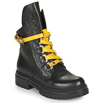 Boty Ženy Kotníkové boty Metamorf'Ose HADASSA Černá