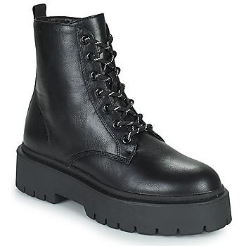 Boty Ženy Kotníkové boty Gioseppo YELABUGA Černá
