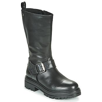 Boty Ženy Kotníkové boty Gioseppo VALLENDAR Černá