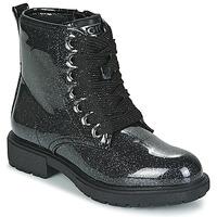 Boty Dívčí Kotníkové boty Gioseppo XANTEN Černá
