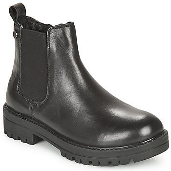 Boty Dívčí Kotníkové boty Gioseppo ZEIL Černá